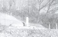 양숙 묘소 전경