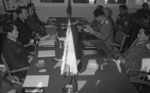 판문점 군사정전회의  #450