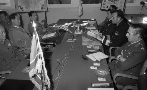 판문점 군사정전회의  #451