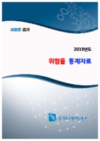경기도 위험물 통계자료집 2019년