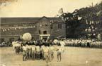 1975년 수원 남창국민학교 운동회하는 모습