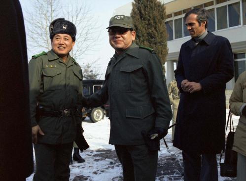 세계 기독교 간부 전방 시찰  #10472