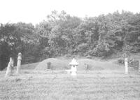 안윤덕 묘소 전경