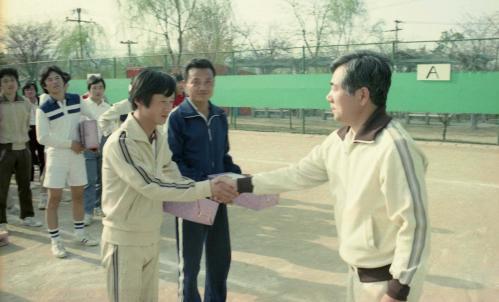 문화공보부직원 테니스대회  #12743