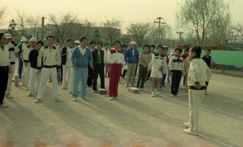 문화공보부직원 테니스대회  #12738