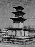 술정리동탑