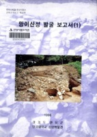 망이산성 발굴 보고서 1 ; 단국대학교 중앙박물관 고적조사보고 제20책