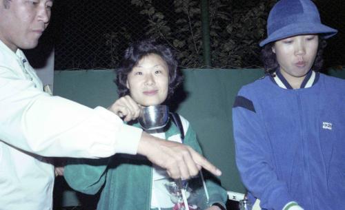문화공보부 장관배 테니스대회  #19544