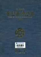용인군 통계연보 1985년 제25회