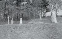 곽한방 묘소 전경