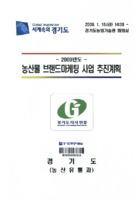 2009년도 농산물 브랜드마케팅 사업 추진계획
