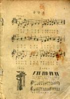 추억의노트 ; 음악책