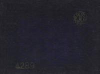 월미여자중학교 1956년 졸업앨범