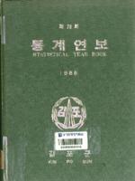 김포군 통계연보 1988년 제28회