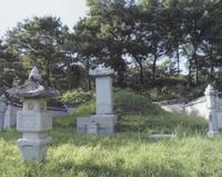 화평옹주.박명원 묘와 신도비