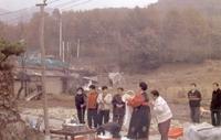용미리 진대굿