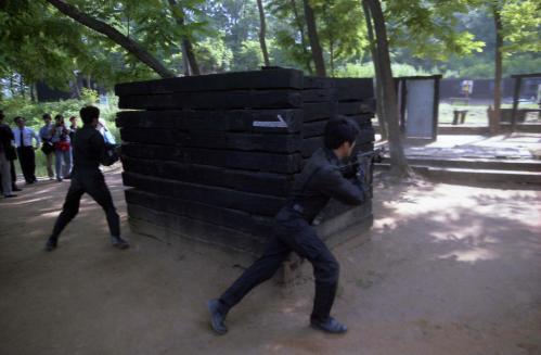 경찰특공대 테러 모의훈련  #91797