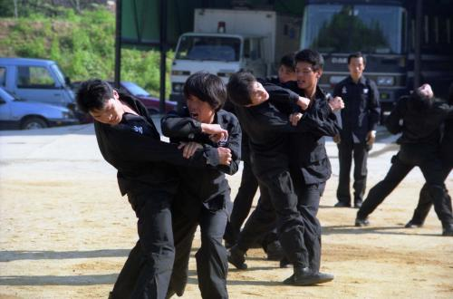 경찰특공대 테러 모의훈련  #91791