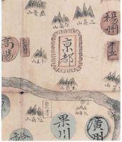 경기도삼십칠관 『동국지도』