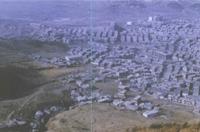 1981년 개청 당시 광명7동과 주변
