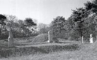 정채화 묘소 전경