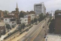 1995년 시청앞 언덕도로