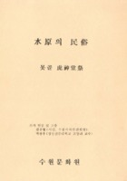 수원(水原)의 민속(民俗) ; 못골 호신당제(虎神堂祭)