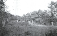 양윤평 묘소 전경