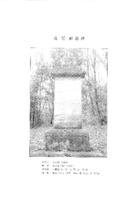 파주의 신도비 : 성임 신도비 : 成任神道碑