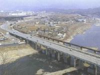 한탄강 다리