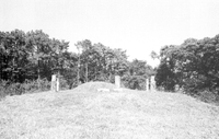 이현석 묘소 전경