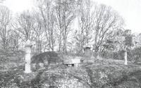 김복택 묘소 전경