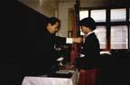 1991년 수원 남창국민학교 기타활동 ; 걸스카우트, 애향대, 연구수업 #21