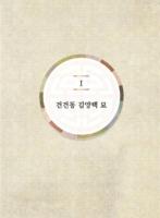 건건동 김양택 묘