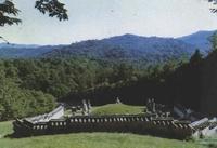 광릉 전경