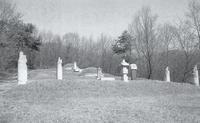 윤탄 묘소 전경