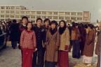 큰아들 수성고 졸업식날