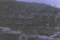 1975년 철산4동과 철산아파트 건설현장