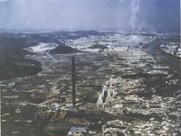 1981년 개청 당시 소하동