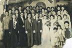 서울 을지로5가 통일예식장에서 결혼식