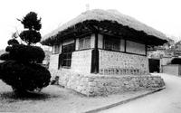 수촌교회 전경