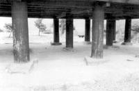 한벽루 하층부:바닥
