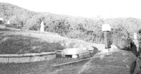 이육 묘소 전경