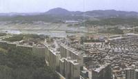 1995년 광명7동과 주변