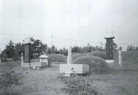 이희석 묘역 전경